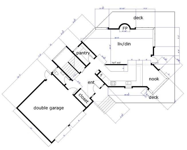Mountain Top House Plans House Plans