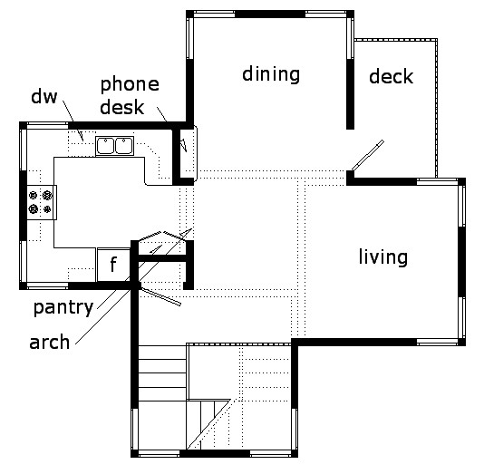 Modern Home Plans - Different house plans designs